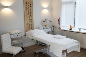 Chinese acupunctuur Breda behandelkamer